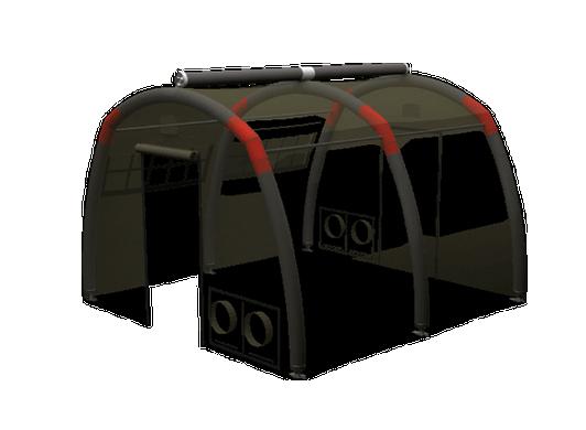 Nixus ERA Military Tent - ERA-SH