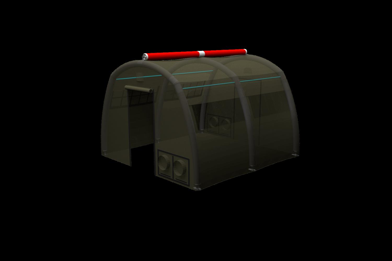 Nixus ERA-SH Military Tent
