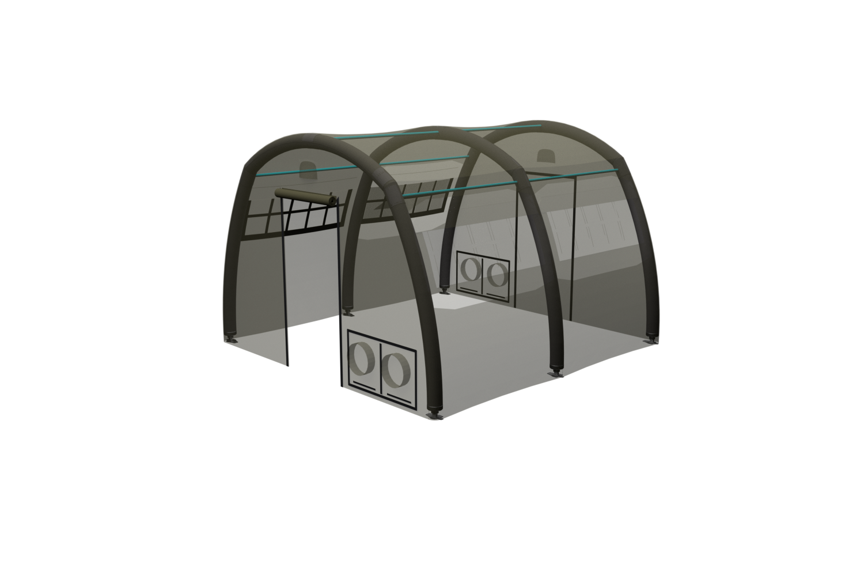 Nixus ERA-ST Military Tent