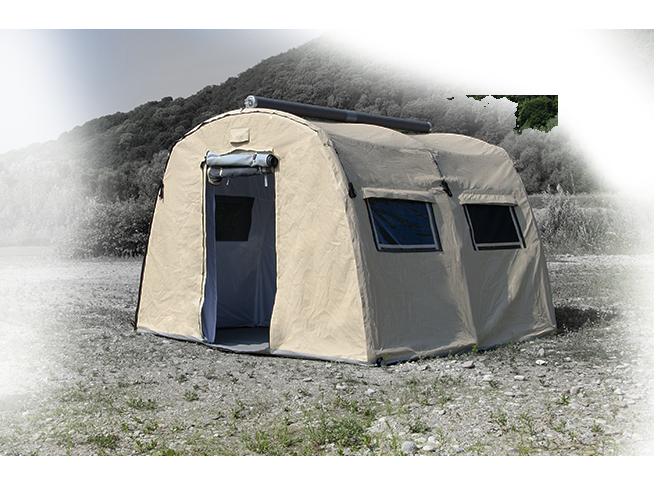 Nixus ERA Military Tent B