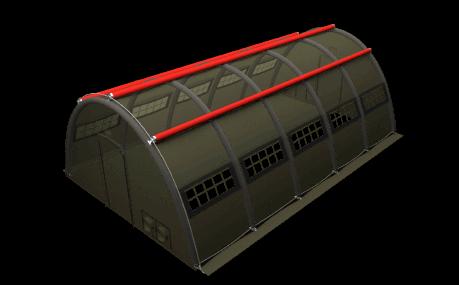 Nixus PRO SI Military Tent