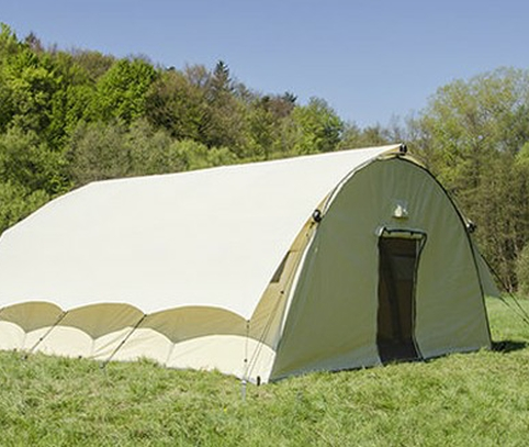 NIXUS PRO Heavy Duty Military or Humanitarian Relief Tent