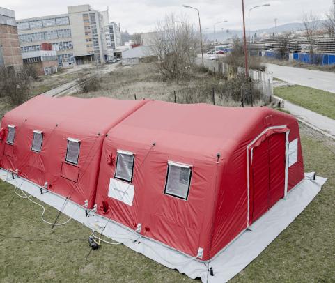 NIXUS PGK Emergency Hospital Tent