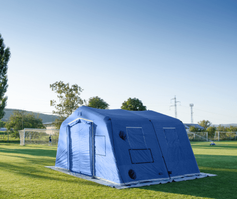 NIXUS PGK General Purpose Military and Emergency Relief Tent