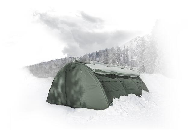 Large Rapid Deployment Shelters I Large Rapid Deployment Tents