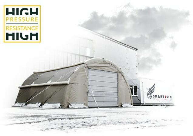 Large Rapid Deployment Shelter I Large Rapid Deployment Tent