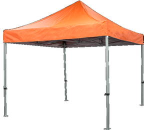 Nixus QUICK Pop-up Tent for multiple applications where set-up speed and budget are prime factors
