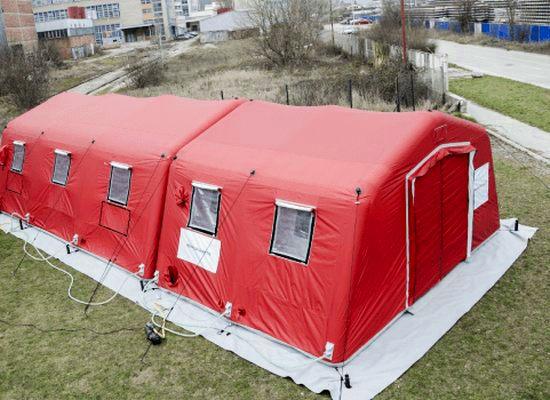 NIXUS Emergency Medical Triage Tent