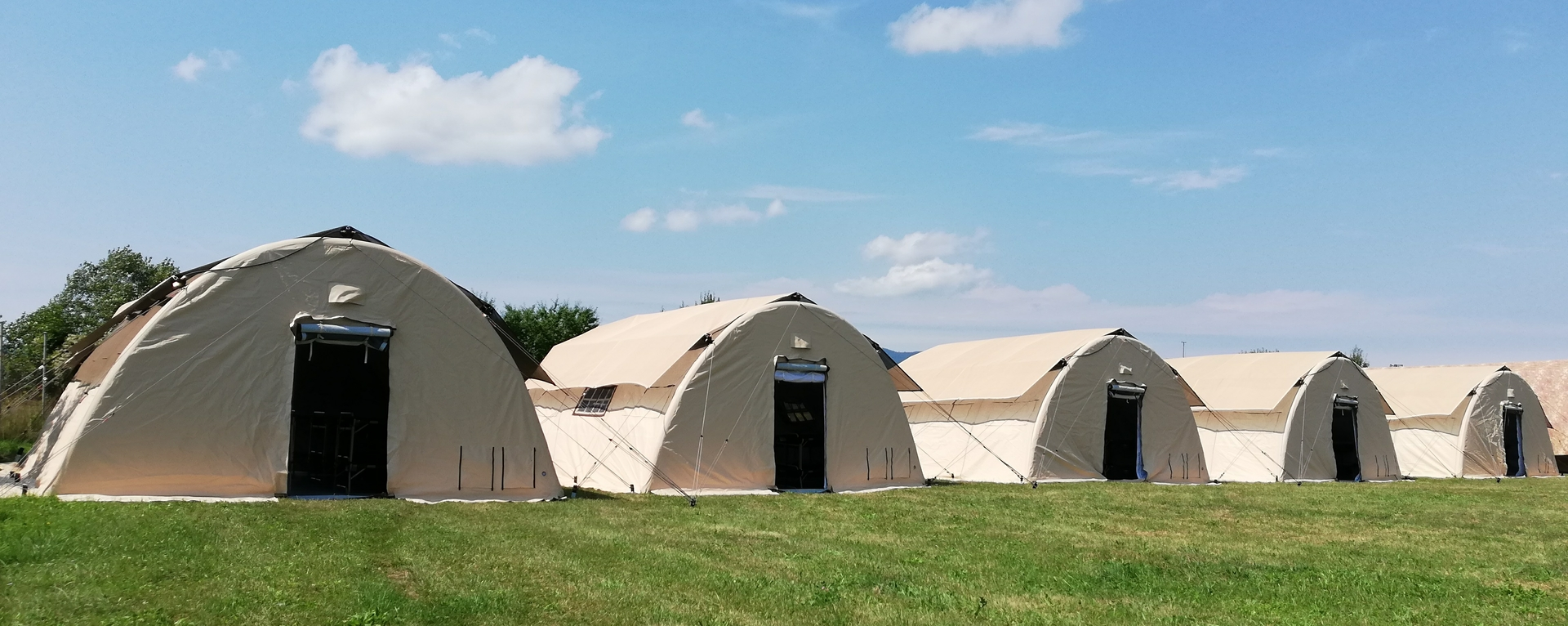 NIXUS PRO Emergency Medical Tents - Triage Tents, Isolation Tents, Hospital Tents
