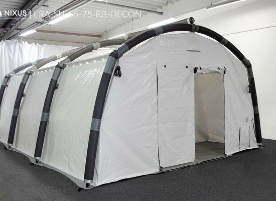 NIXUS Emergency Medical Tent - Decontamination Tent