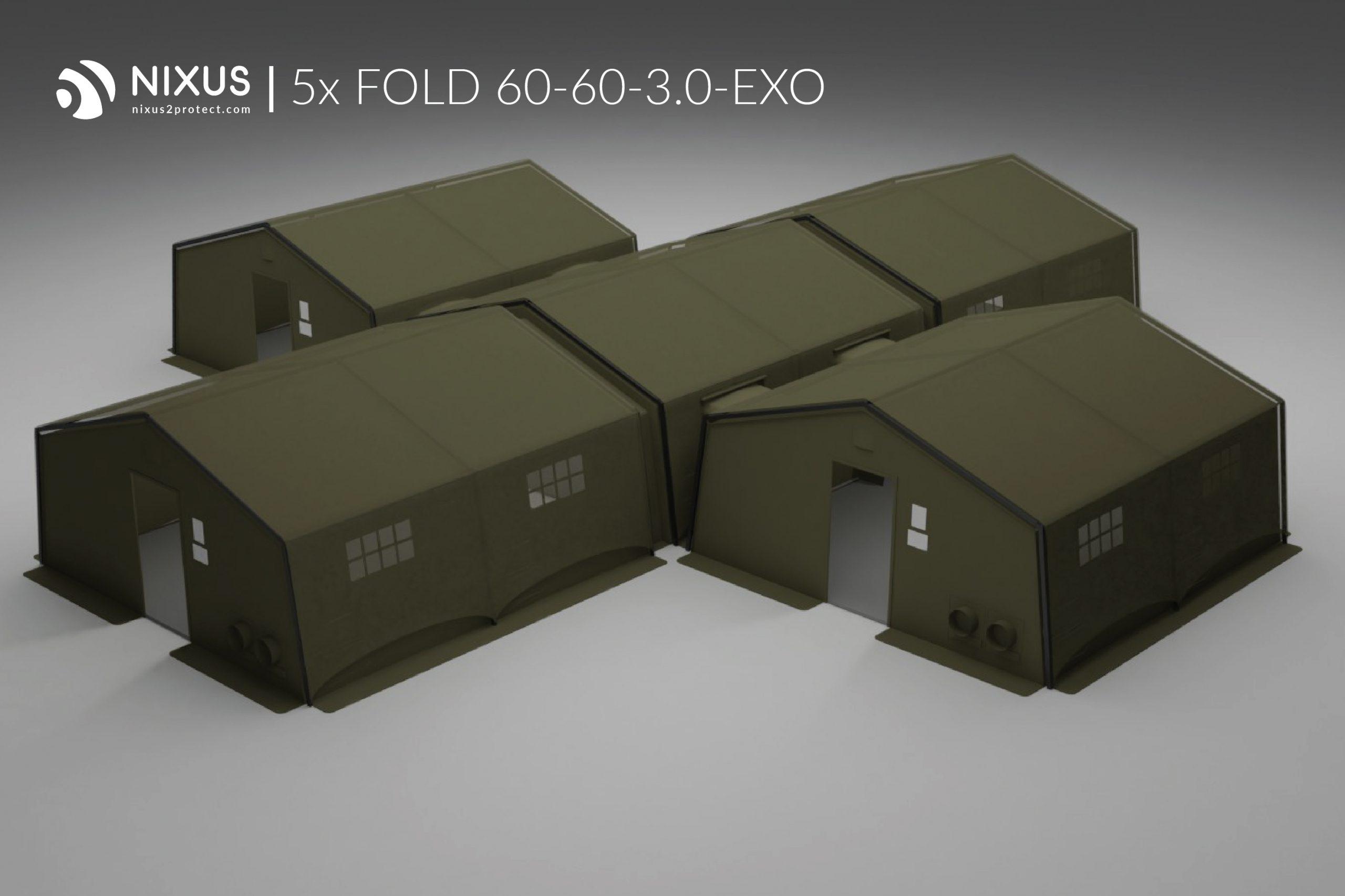 NIXUS PRO X Command Post - 6m