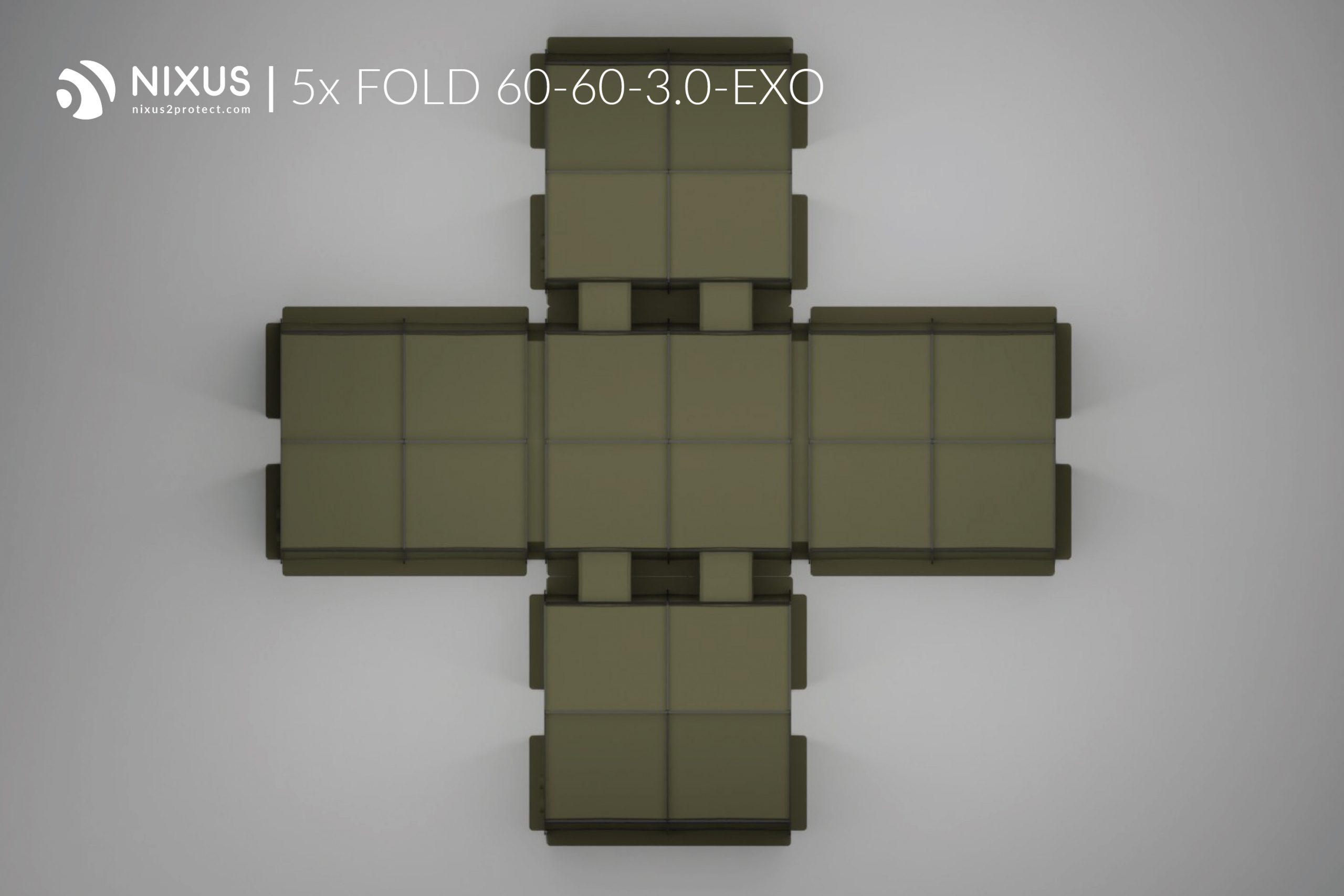 NIXUS PRO X Command Post - Inside View